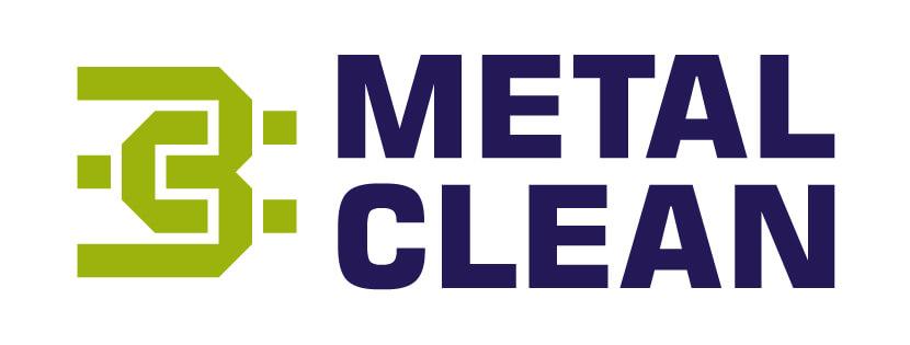 metal clean logo